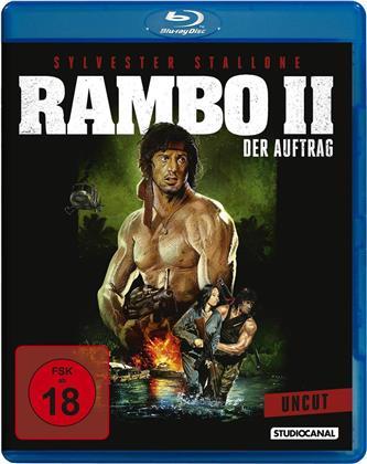 Rambo 2 - Der Auftrag (1985) (Uncut)