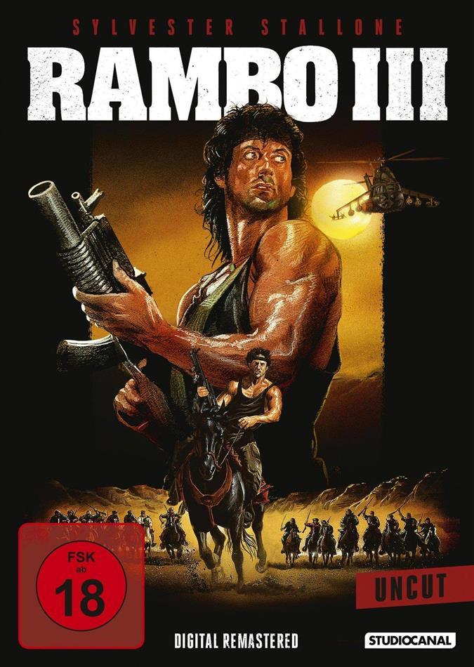 Rambo 3 (1988) (Remastered, Uncut)