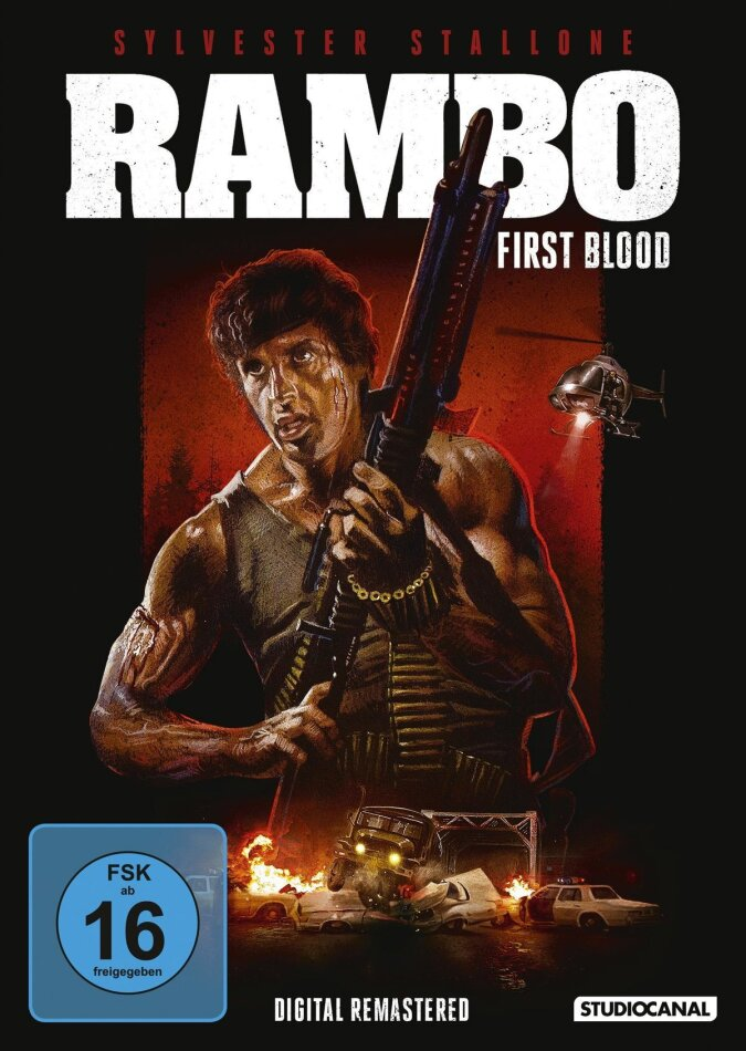 Rambo 1 - First Blood (1982) (Remastered)