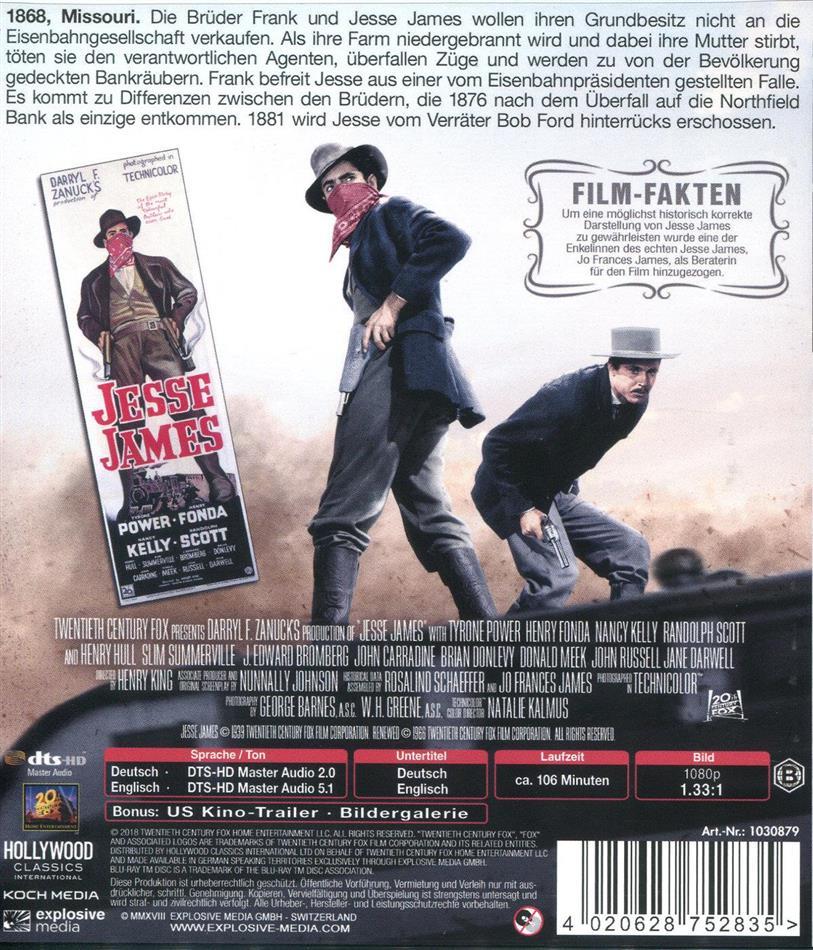 Jesse James Mann Ohne Gesetz