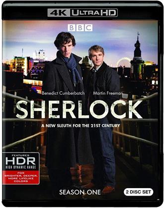 Sherlock - Season 1 (BBC, 2 4K Ultra HDs)