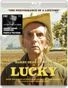 Lucky (2017) / Harry Dean Stanton - Partly Fiction (2012)