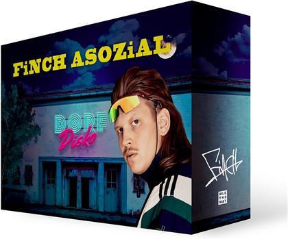 Finch Asozial - Dorfdisko (Fanbox, 3 CDs)