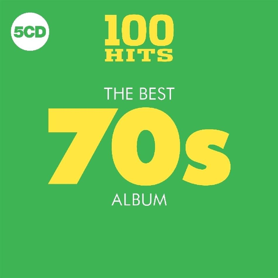 100 Hits - Best 70s Album (5 CDs)
