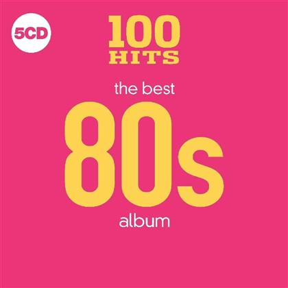 100 Hits - Best 80s Album (5 CDs)