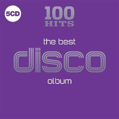 100 Hits - Best Disco Album (5 CDs)