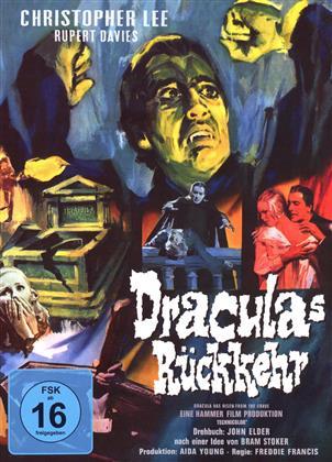 Draculas Rückkehr (1968) (Cover A, Hammer Edition, Limited Edition, Mediabook)