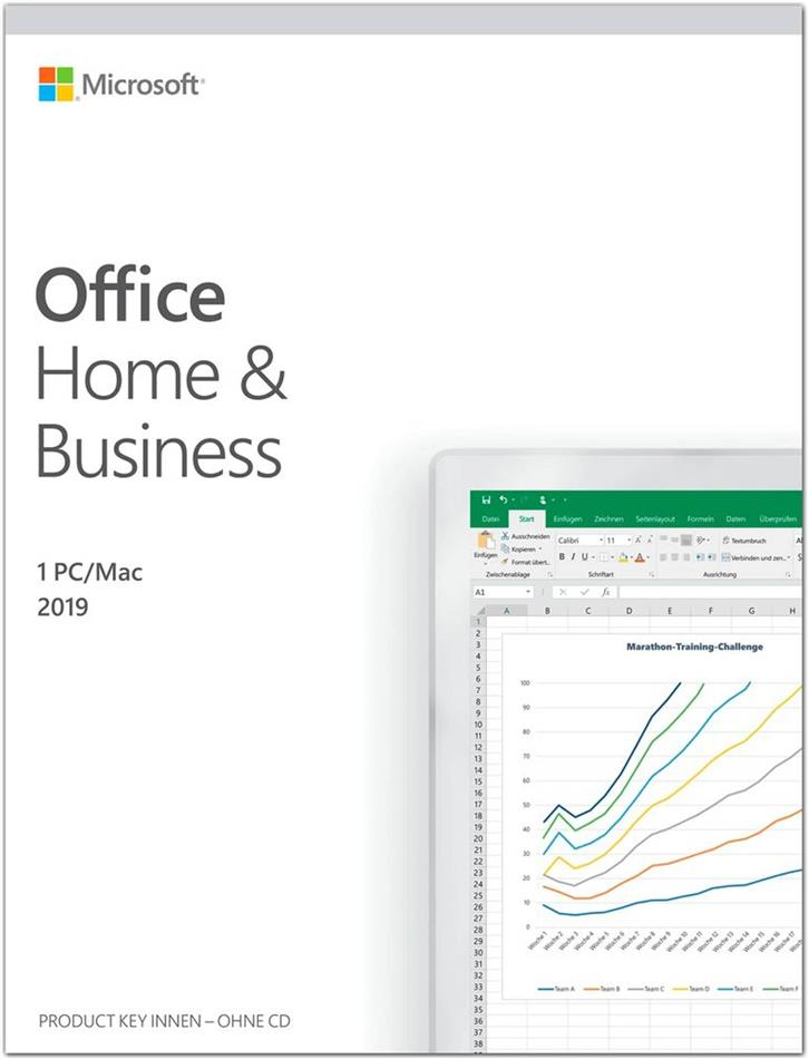 Office Home and Business 2019 [1PC]