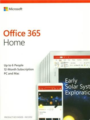 Office 365 Home [1PC] 1 Year Subscription