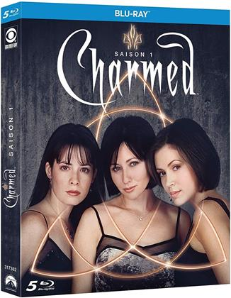 Charmed - Saison 1 (Remastered, 6 Blu-rays)