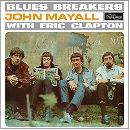 John Mayall & Eric Clapton - Bluesbreakers (Vinyl Lovers, Blue Vinyl, LP)