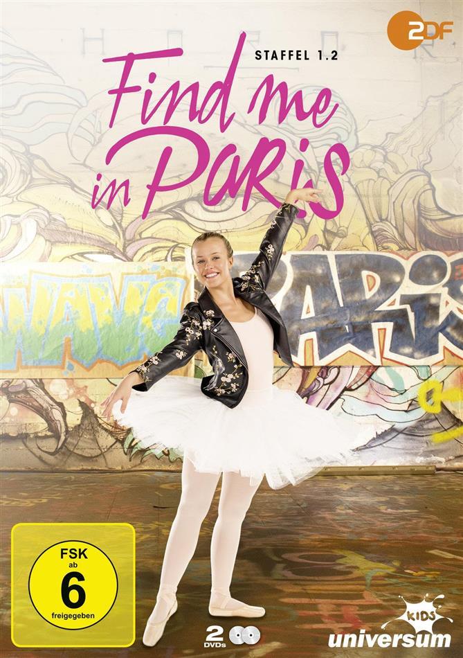 Find me in Paris - Staffel 1.2 (2 DVDs)