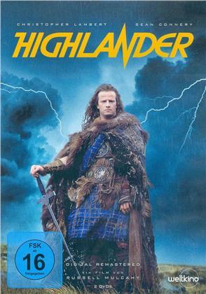 Highlander (1986) (Versione Rimasterizzata, 2 DVD)
