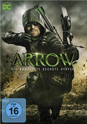 Arrow - Staffel 6 (5 DVDs)