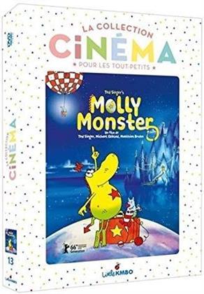 Molly Monster - Le film (2016) (La Collection Cinéma pour les tout-petits)