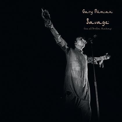 Gary Numan - Savage - Live At Brixton Academy (2 CDs + DVD)