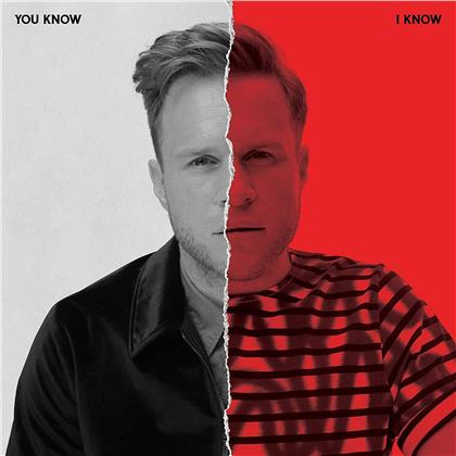 Olly Murs - You Know I Know (Deluxe Edition, 2 CDs)