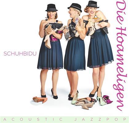 Die Hoameligen - Schuhbidu