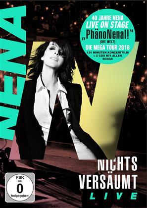 Nena - Nichts versäumt - Live (DVD + 2 CDs)