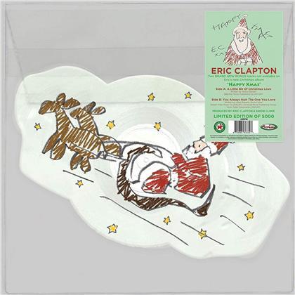 "Eric Clapton - Happy Xmas (2018 Black Friday Edition, Limited Edition, 12"" Maxi)"