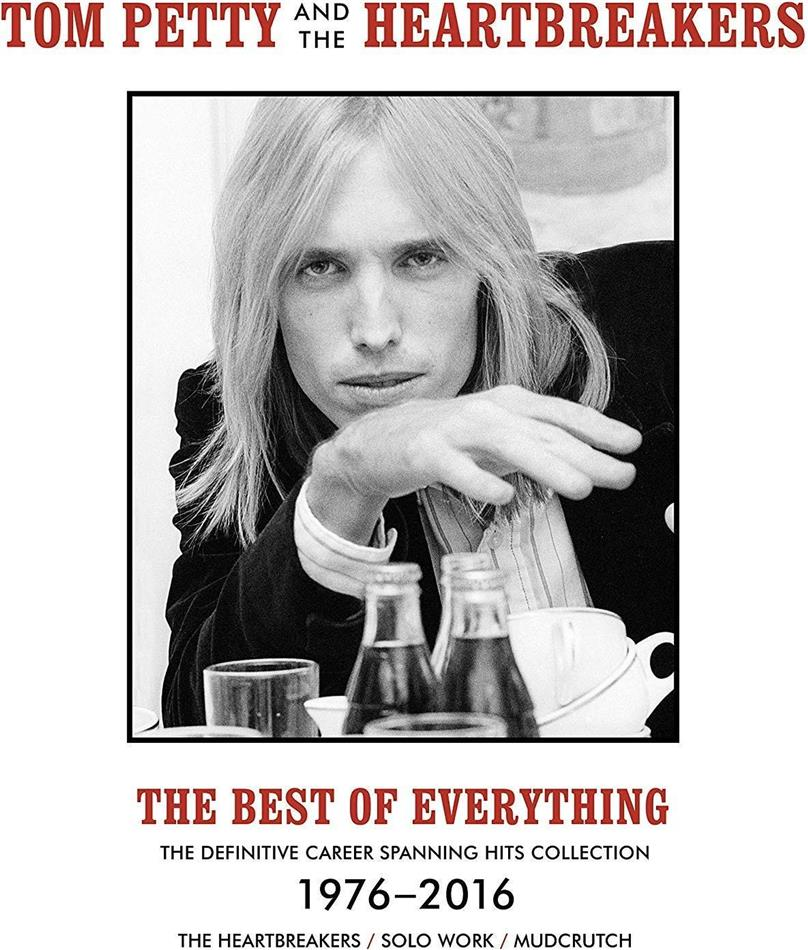 Tom Petty - Best Of Everything - Definitive Career Spanning (2 CDs)
