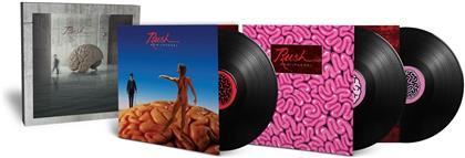 Rush - Hemispheres (40th Anniversary Edition, Deluxe Edition, LP)