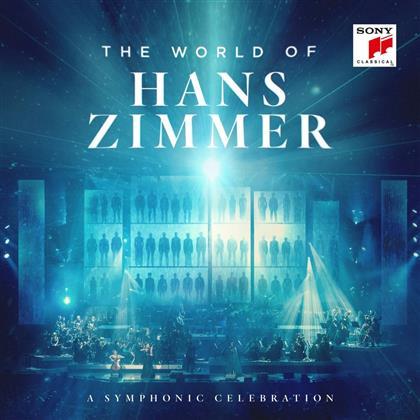 Hans Zimmer, Gavin Greenaway & Belarusian Bolshoi Theatre Orchestra - The World of Hans Zimmer - A Symphonic Celebration (2 CDs)