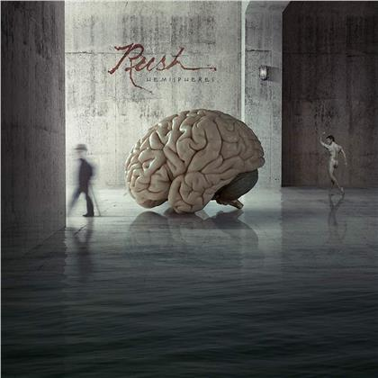 Rush - Hemispheres (40th Anniversary Edition, Deluxe Edition, 2 CDs)