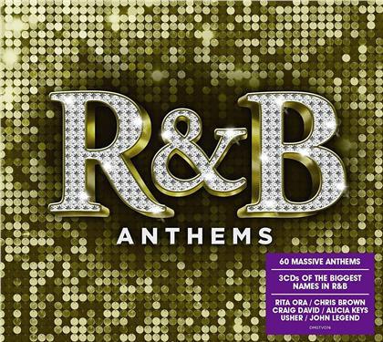 R&B Anthems (3 CDs)