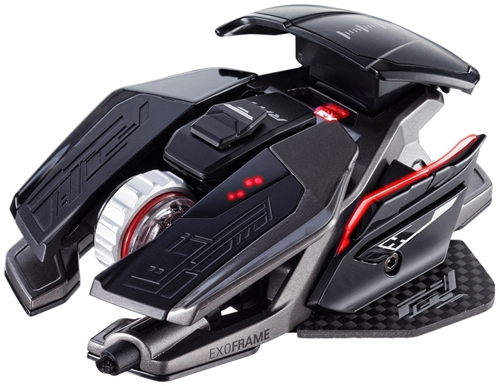 MadCatz R.A.T. X3 High Performance Gaming Mouse - Black*