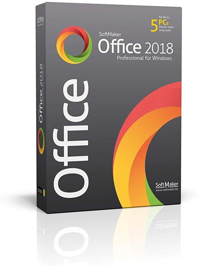 SoftMaker Office Professional 2018 für Windows