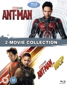 Ant-Man (2015) / Ant-Man and the Wasp (2018) - 2-Movie Collection (2 Blu-rays)