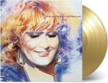 Dusty Springfield - A Very Fine Love (2018 Reissue, Limited Edition, Gold Vinyl, LP)