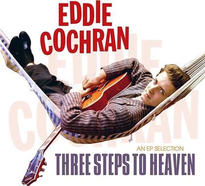 Eddie Cochran - Three Steps To Heaven (Vinyl Passion, LP)