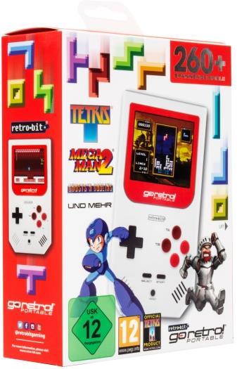 Go Retro! Portable