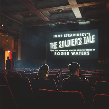 Roger Waters & Igor Strawinsky (1882-1971) - The Soldiers Tale - With New Narration Adapted And Performed By R.W. (Music On Vinyl, LP)
