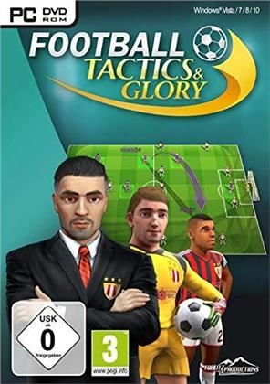 Football - Tactics & Glory PC