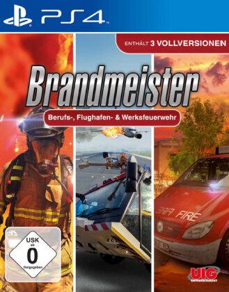 4 in 1 Simulationen - (Brandmeister, Berufs, Airport,Werksfeuerwehr)