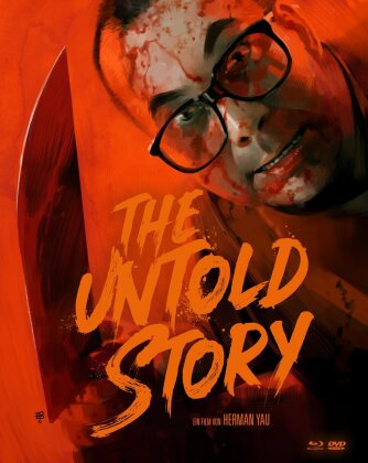 The Untold Story (1993) (Cover A, Limited Edition, Mediabook, Uncut, Blu-ray + 2 DVDs)