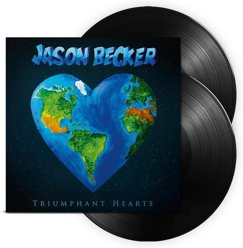 Jason Becker - Triumphant Hearts (2 LPs)