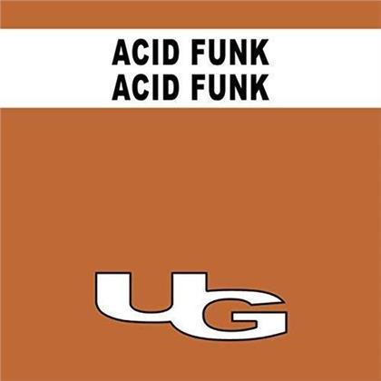 "Hawke & God Within - Acid Funk (7"" Single + LP)"