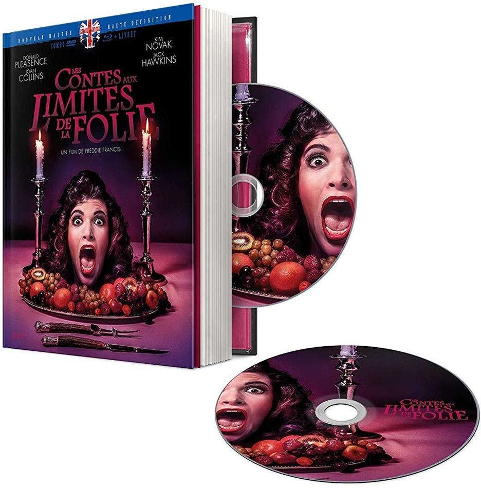 Les contes aux limites de la folie (1973) (Mediabook, Remastered, Blu-ray + DVD)
