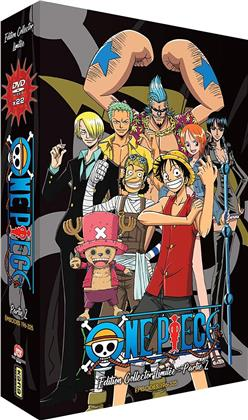 One Piece - Partie 2 - Épisodes 196-325 (Coffret format A4, Collector's Edition, Limited Edition, 22 DVDs)