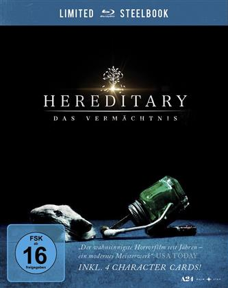 Hereditary - Das Vermächtnis (2018) (Limited Edition, Steelbook)
