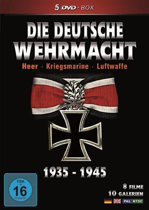 Die Deutsche Wehrmacht 1935-1945 (5 DVDs)