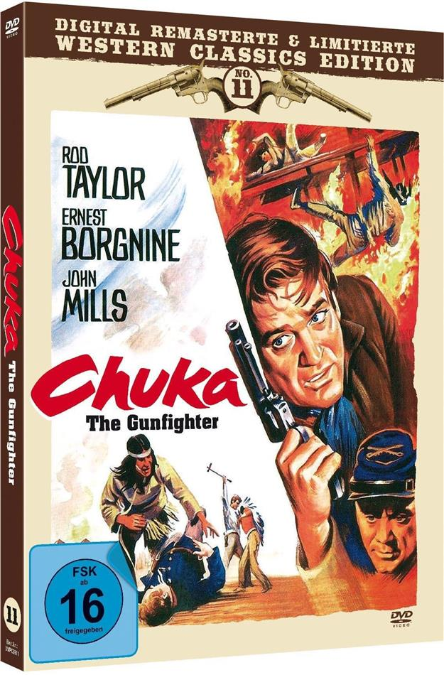 Chuka - The Gunfighter (1967) (Limited Edition, Mediabook, Remastered)