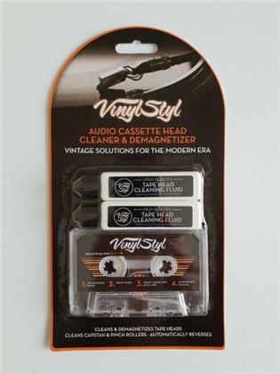 Vinyl Styl - Audio Cassette Head Cleaner & Demagnet