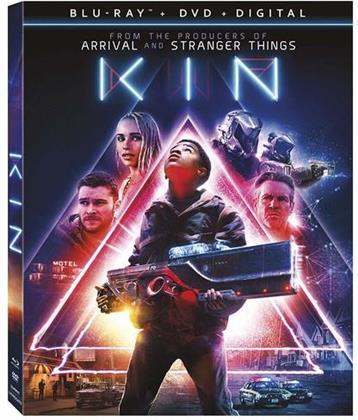 KIN (2018) (Blu-ray + DVD)