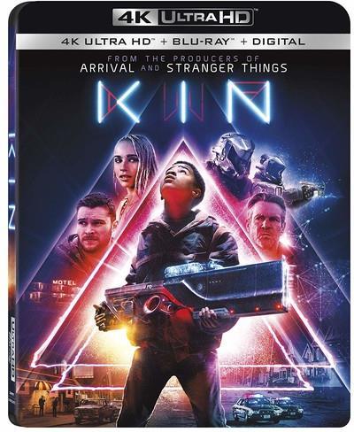 KIN (2018) (4K Ultra HD + Blu-ray)