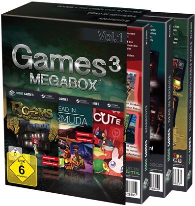 Games 3 - Mega Box Vol. 1
